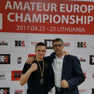 Europos K-1 Vilnius 2017
